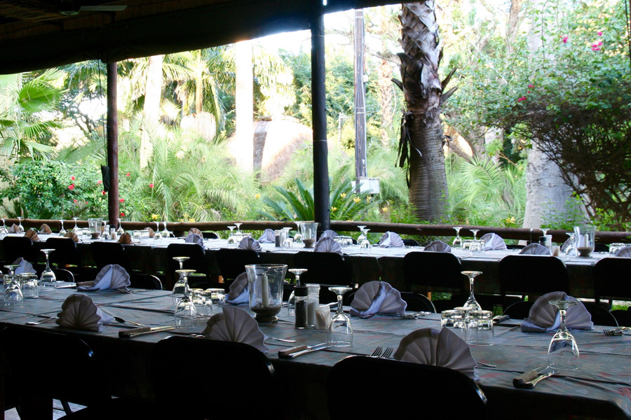 Makutsi restaurant